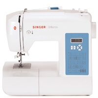Mesin Jahit Singer Brilliance 6160