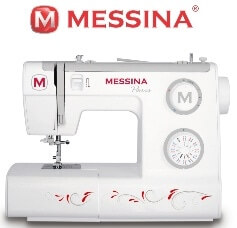Mesin Jahit Messina P 5832