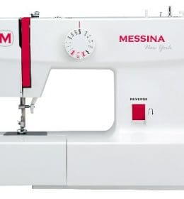 Mesin Jahit Messina N 808